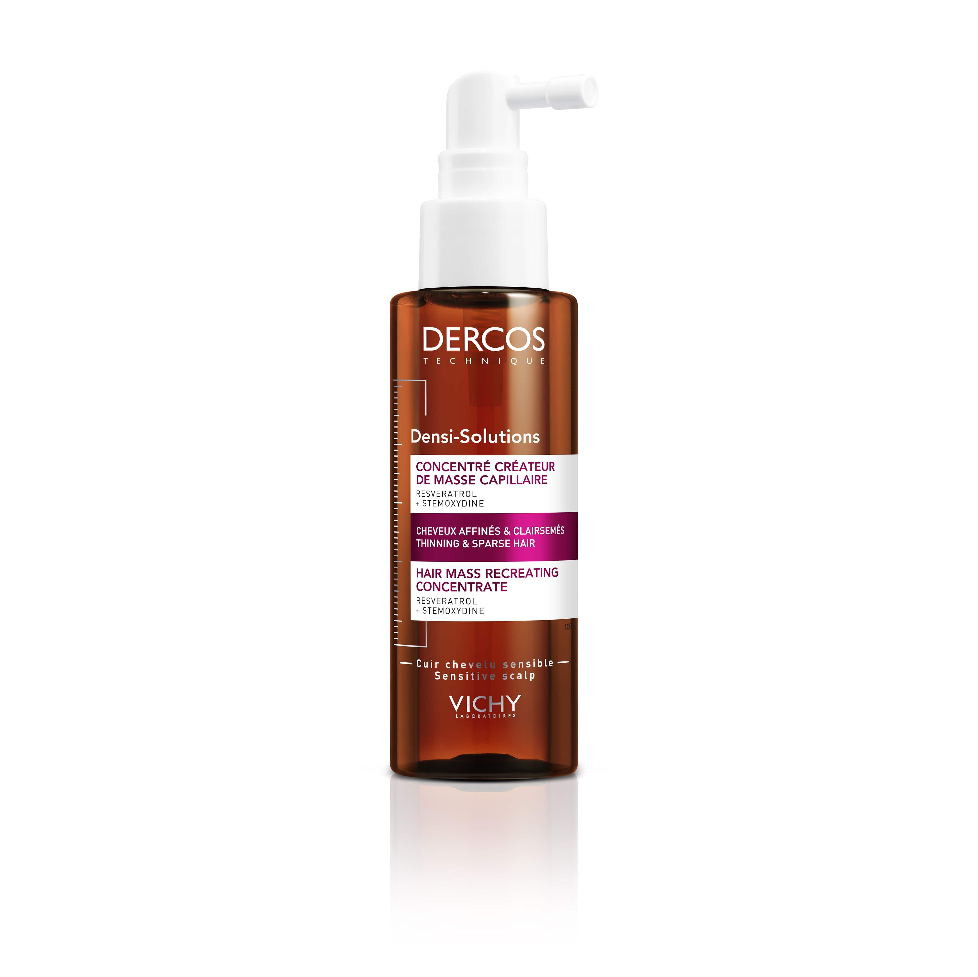 Densi-Solutions - Концентрат с уплътняващ ефект за тънка и слаба коса
