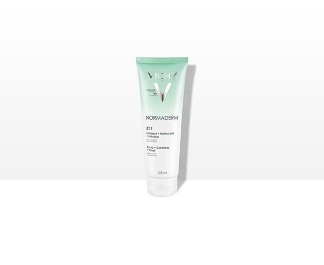 Почистващ продукт 3-в-1 за проблемна кожа