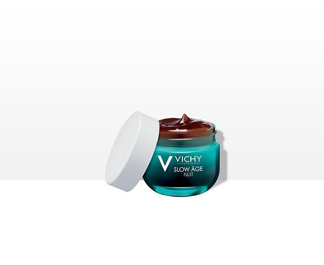 Нощен крем и маска в едно, подпомагащ насищането с кислород и регенерирането на кожата