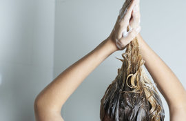 Have you been washing your thinning hair wrong?