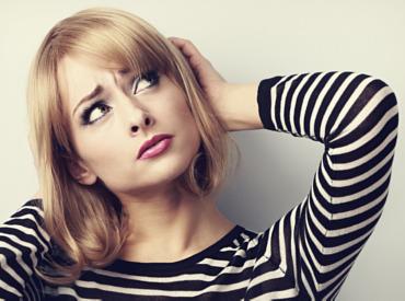 4 признака на чувствителния скалп