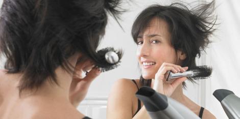 3 грешки, които допускате в грижата за тънката си коса