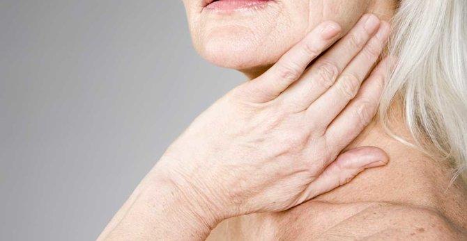 Защо кожата ми е толкова суха по време на менопаузата?