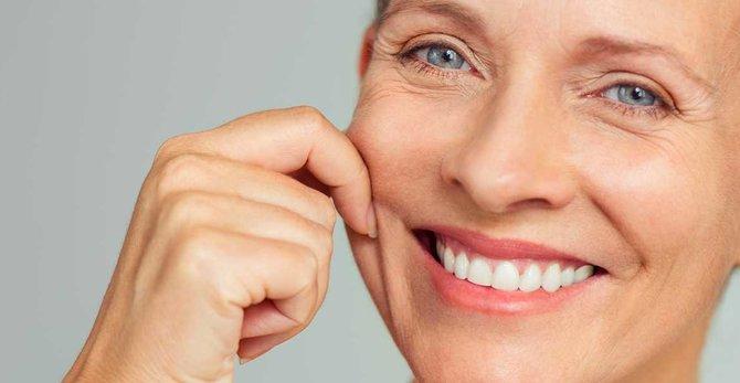 Сърбеж на кожата, суха кожа ... Как се променя кожата ми по време на менопаузата?
